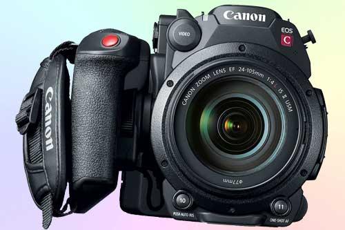 Canon EOS C200 снимает в Canon Cinema RAW Light