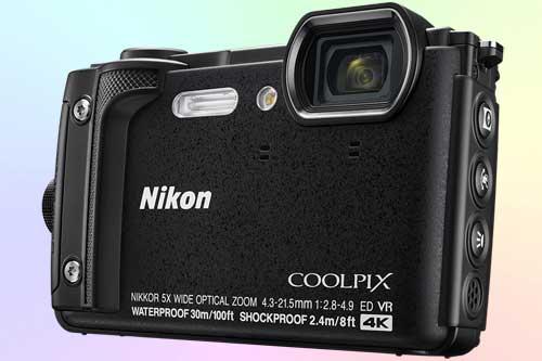 Nikon Coolpix W300 4K фотокамера для экстремалов