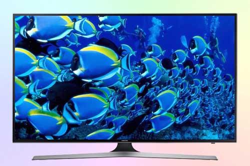 Samsung UE43MU6100U из бюджетной серии MU6100