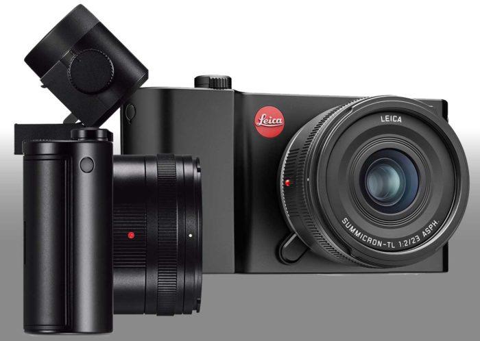 Leica TL2 дизайн