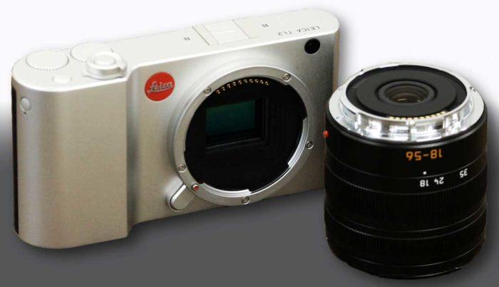 Leica TL2 обзор
