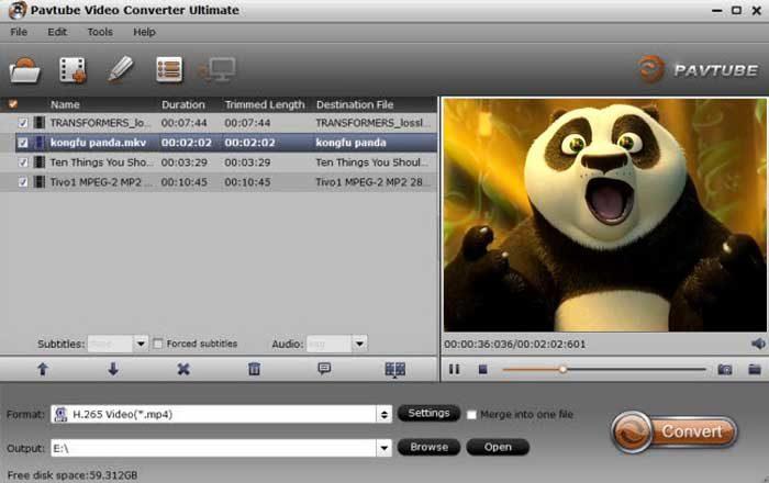 Конвертация видео 4K для просмотра на телевизоре