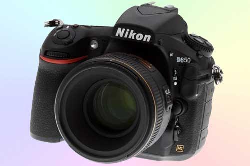 Особенности Nikon D850