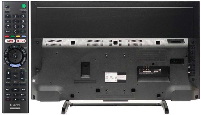 Sony XE70 задняя панель