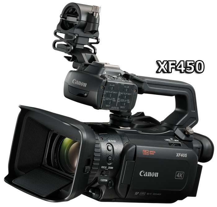 Отличие Canon XF405 от XF400 и GX10