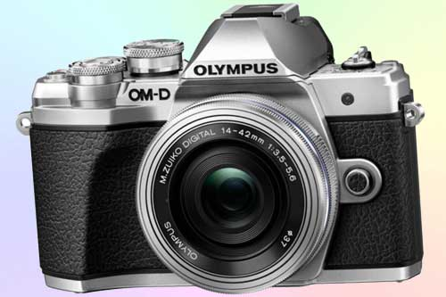 Olympus OM-D E-M10 Mark III 4К по приемлемой цене