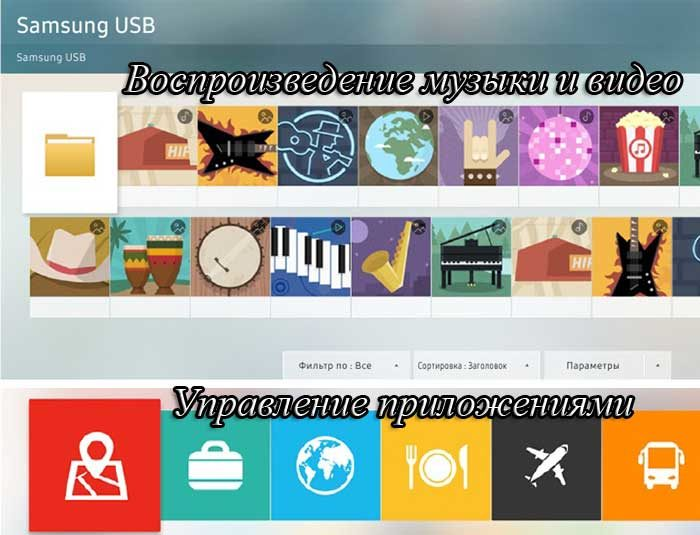 Samsung MU7500U настройки