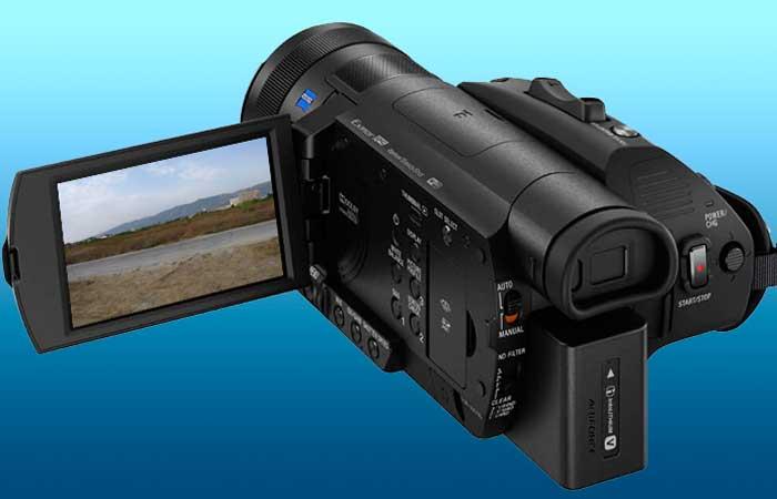 камкордер Sony FDR-AX700