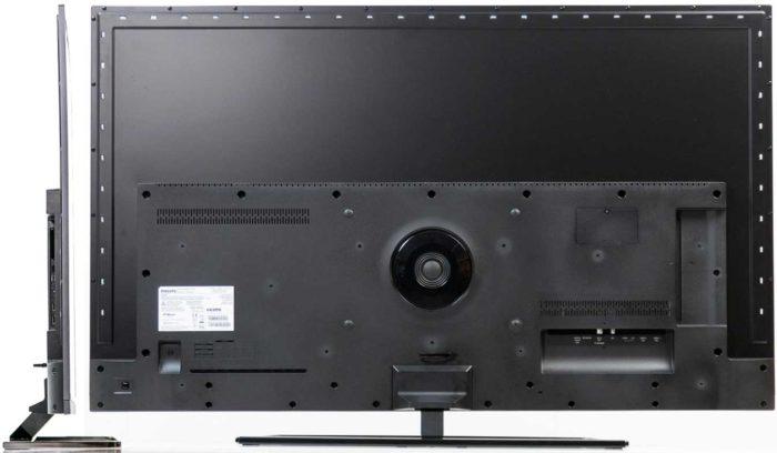 Philips PUS7502 тыловая панель