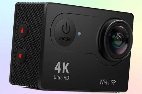 Fitfort FT7500 4K камера экшн по доступной цене