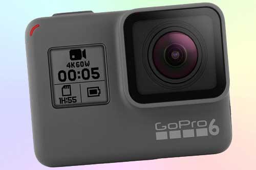 GoPro Hero 6 Black и ее отличия от Hero 5 Black