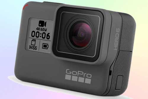 GoPro Hero 6 Black - обзор экшн камеры 4K