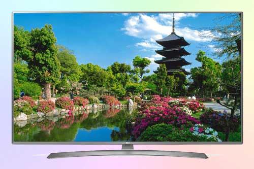 LG 43UJ670V 4K с технологией Active HDR