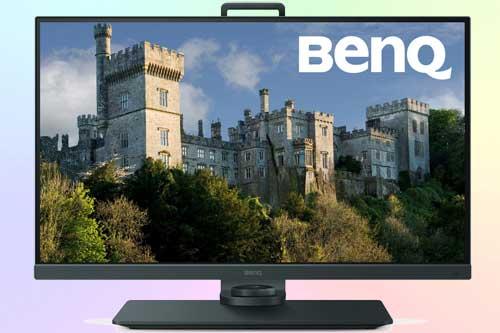 BenQ SW271 4К HDR для дизайна и графики