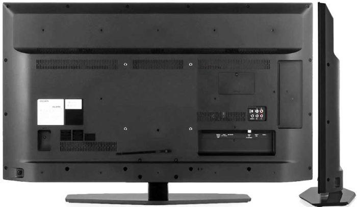 Philips PUS6162 вид сзади