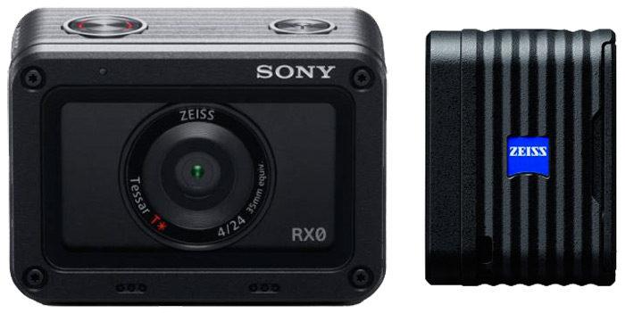 Sony DSC-RX0 питание