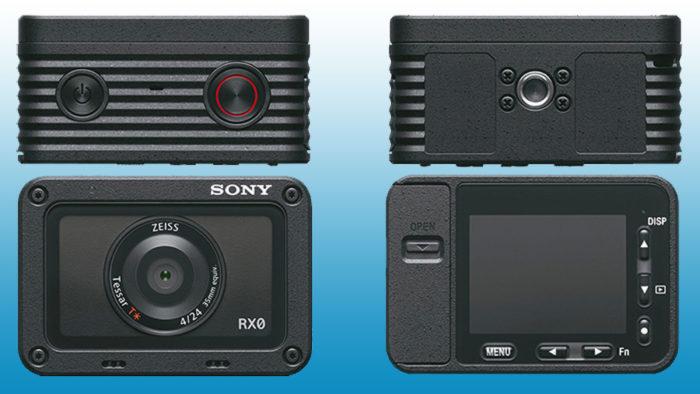 Sony DSC-RX0 обзор