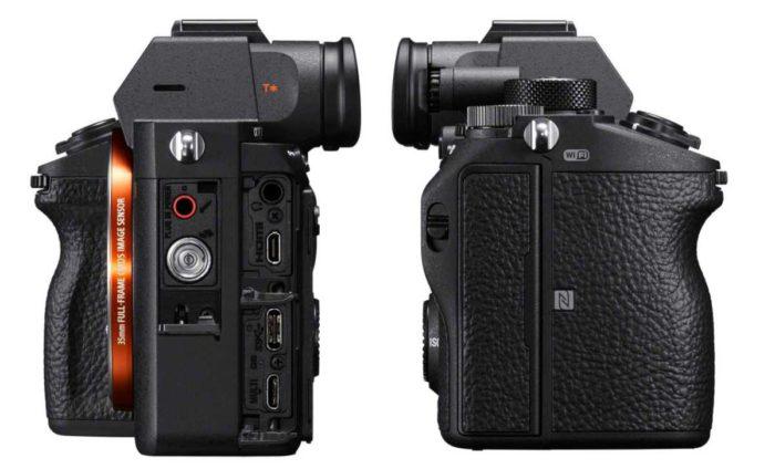 Sony A7R III улучшенная батарея