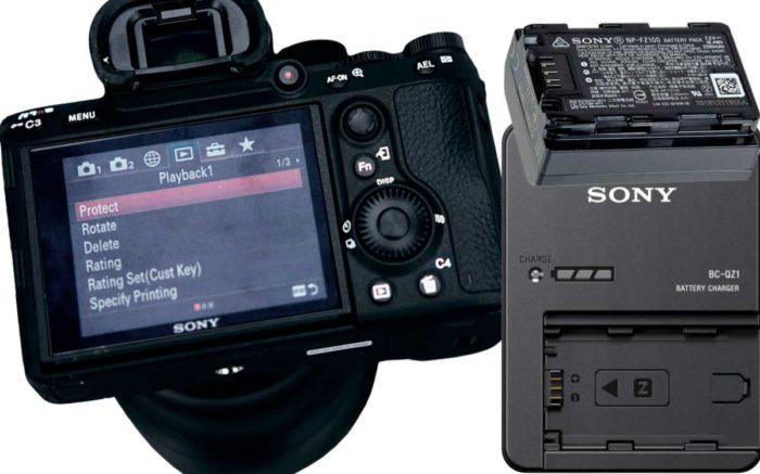 Sony A7R III производительность