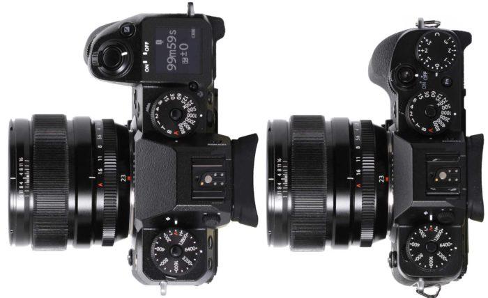 Fujifilm X-H1 обзор