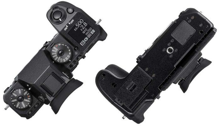 Fujifilm X-H1 новые режимы