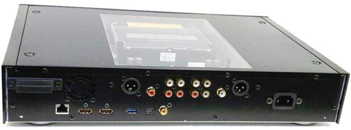 Panasonic DP-UB9000 интерфейсы