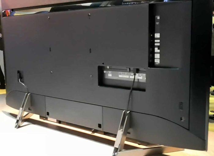 Sony XF90 подключения