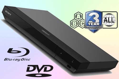 Sony UBP-X700 со стандартами HDR10 и Dolby Vision