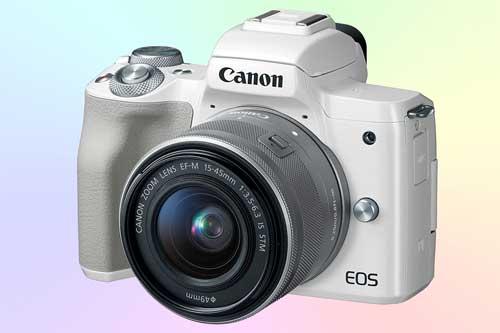 Canon EOS M50 4K - премиальная камера начального уровня