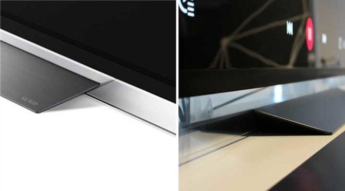 LG E8V дизайн