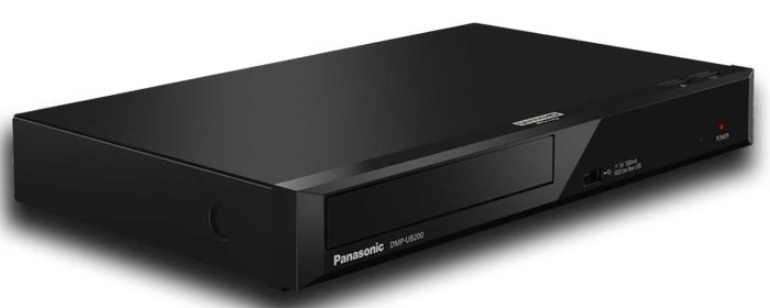 Panasonic DMP-UB200 обзор