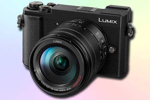 Panasonic Lumix DC-GX9 - компактная 4К камера
