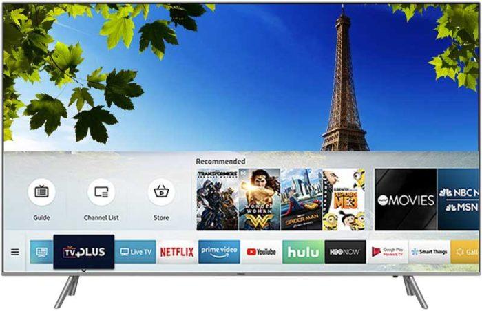 Samsung Q6FN Смарт ТВ