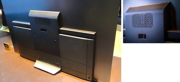 Sony Bravia KD-55AF8 OLED звук