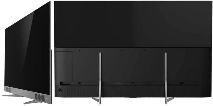 TCL X2US тыловая панель