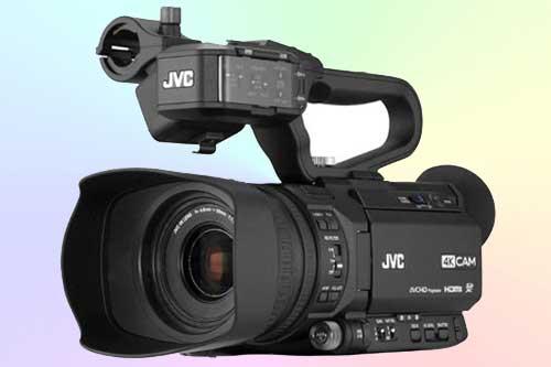 JVC GY-HM250U и GY-HM250SP - камкордеры от JVC 2018