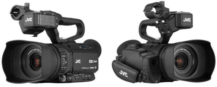Камера JVC GY-HM250 и ее модификации