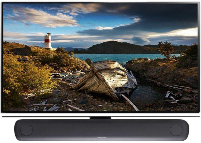 LG OLED65W8 обзор