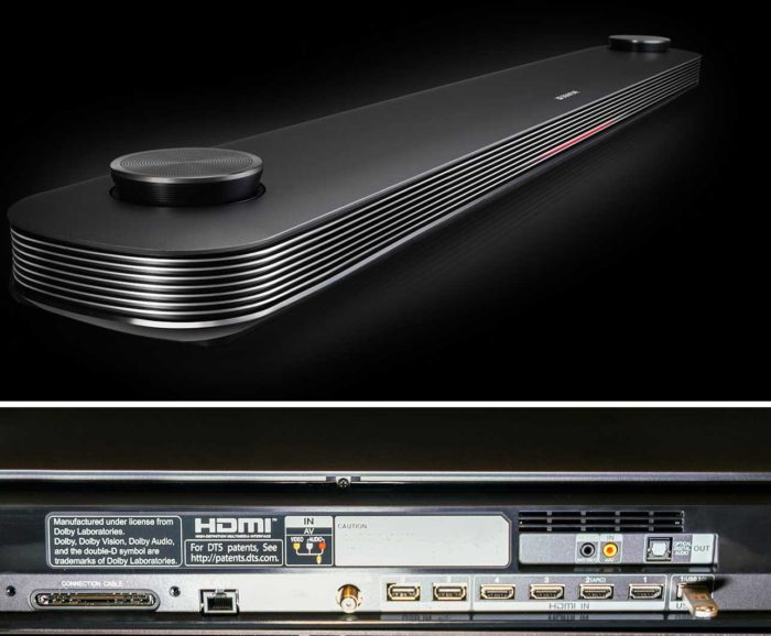 LG OLED65W8 интерфейсы