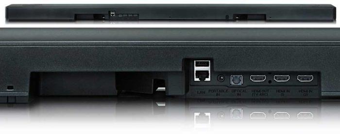 LG SK10Y интерфейсы