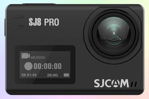SJCAM SJ8 Pro 4К
