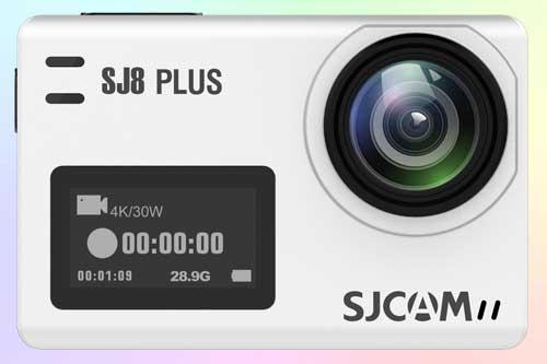 SJCAM SJ8 Plus 4К