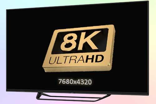 Sharp LV-70X500 - первый 8K телевизор для розничной продажи