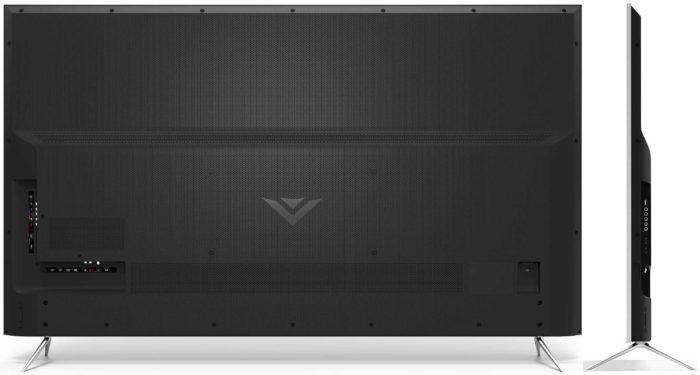 Vizio P-F1 2018 задняя панель