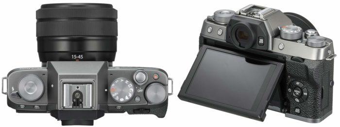 Fujifilm X-T100 обзор