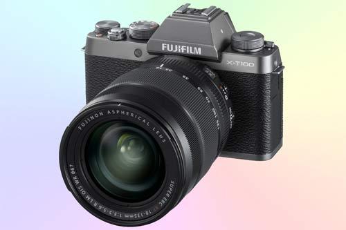 Fujifilm X-T100 4K по доступной цене