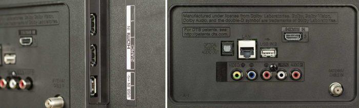 LG UK6300 интекфейсы