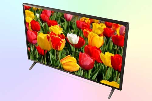 LG 43UK6300 - телевизор из бюджетной серии
