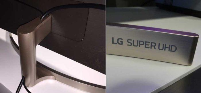 LG SK9500 дизайн
