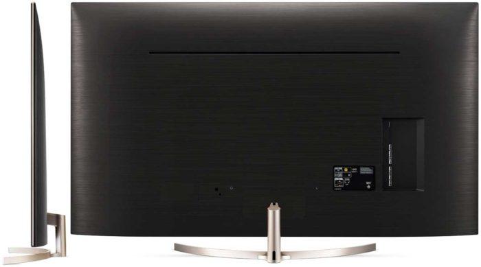 LG SK9500 тыловая панель